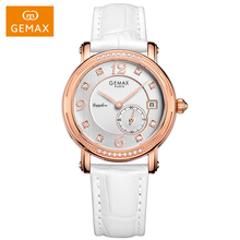 2017 custom elegant girls wrist watch