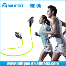 High Quality In-Ear Wireless Sport Bluetooth Stereo Headsets V4.1 Earphones for Samsung/iPhone