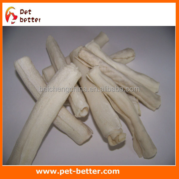 "Dog Chew Bone - (10) Peanut Butter basted 6"" Rawhide Chew Rolls for ALL Dogs"
