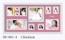 Hot sale high quality love picture photo frame