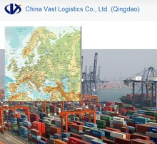 Alibaba top air sea freight forwarder shipping logistics from China to Germany Hamburg ocean transport