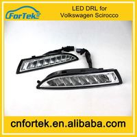manufacturer wholesale headlight 10w daytime runing light LED drl for Volkswagen Scirocco led drl