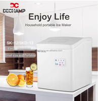 Ice Makers With Water Dispenser Making Cool Water Machine Dispense Ice Automatically