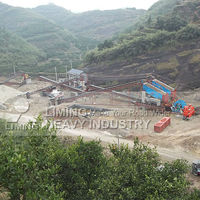 Pure quartz Sand making production line equipment