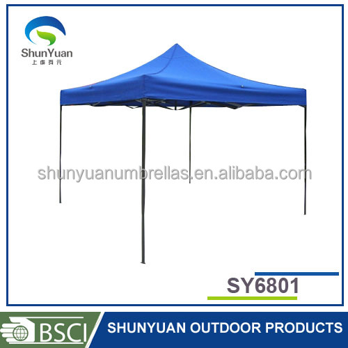 SY6801 High Quality Promotional Pop Up Car Parking canopy tent