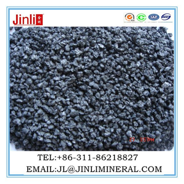 calcined petroleum coke from China supplier