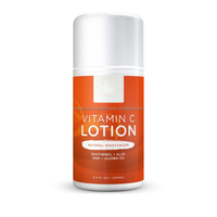 Natural Face Moisturizer Antioxidants Vitamin C Lotion