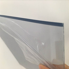 high transparent thick clear plastic pvc sheet for equipment cover
