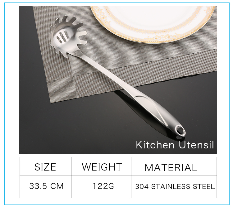 hot selling stainless steel kitchen cooking utensils new design best on sale stainless steel kitchen utensil set