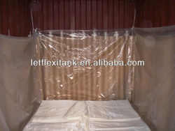 Used Cooking Oil Shipped Flexible tank