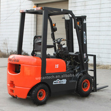 1.5 Ton Diesel Forklift Truck with Low Price and Good Quality