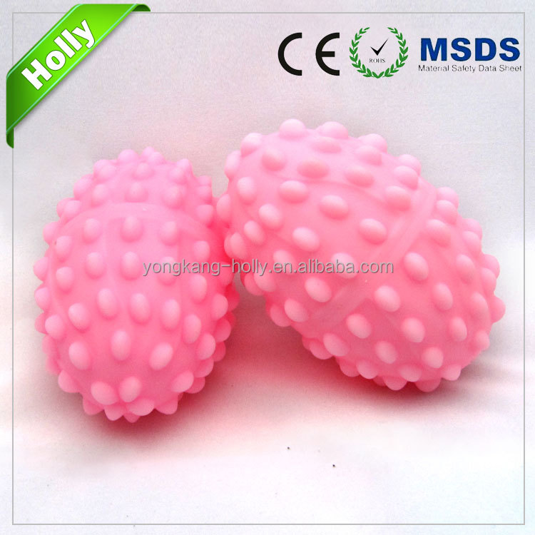 ecological hand plastic dryer ball
