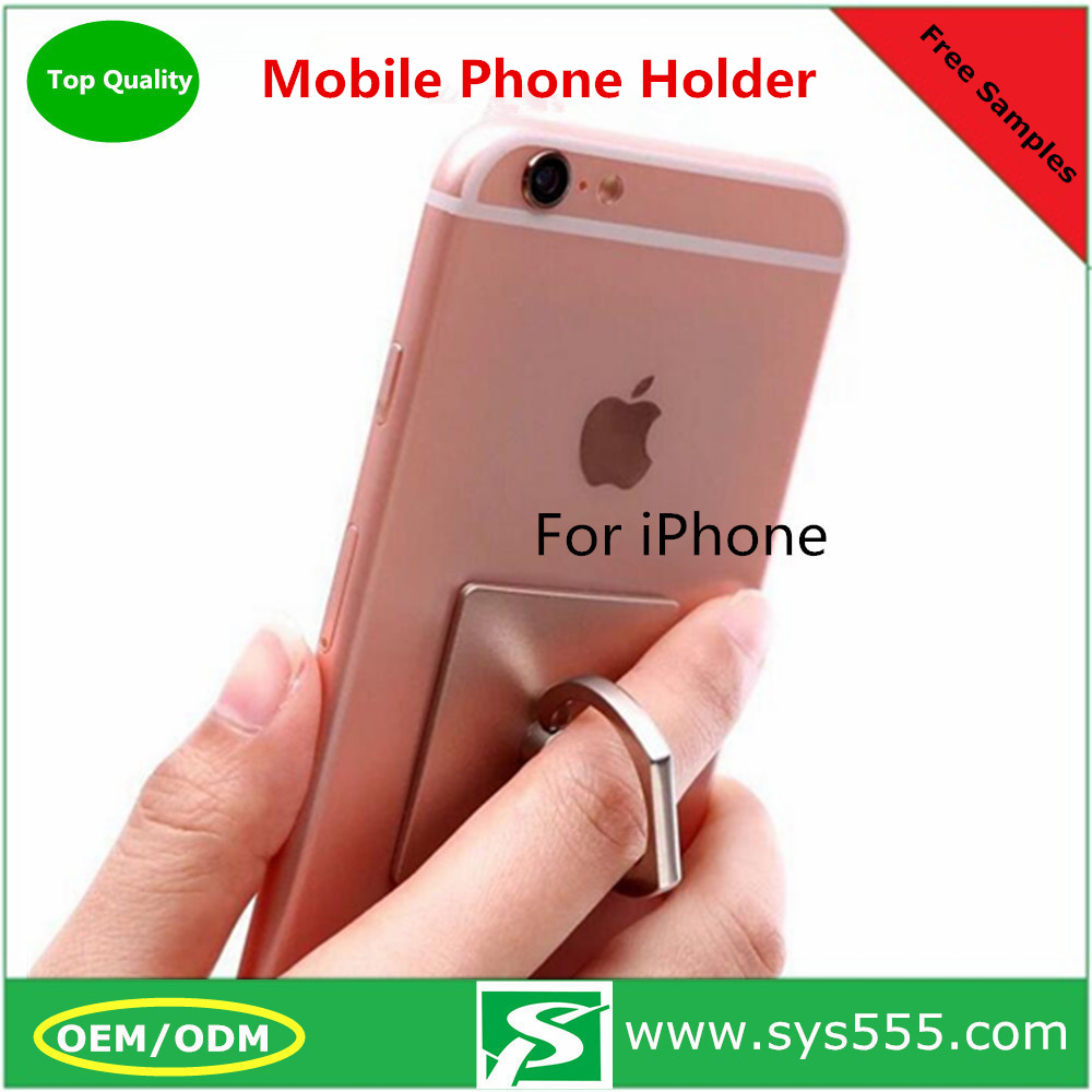 SYS new model cheap price christmas gift phone finger grip