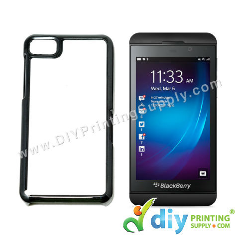 BlackBerry Z10 Black plastic casing