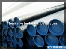 best sales astm 179 seamless boiler tube with black painting and caps
