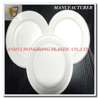 Tray Type and Paper Material disposable paper plate