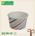 disposable yogurt paper bowl