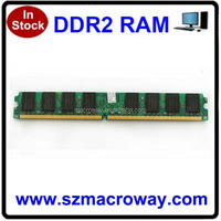 Desktop Ddr2 1gb Ram Memory 800mhz 8bit CE pass can work on all motherboard