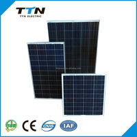 250W China high efficiency solar panel use high quality poly crystalline solar cells with CE,TUV certificate for home use