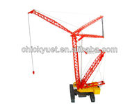 1:50 scale die cast crane model