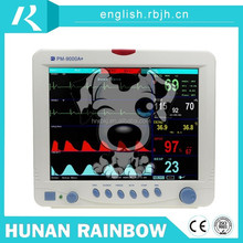 China factory price economic veterinary vital sign monitors