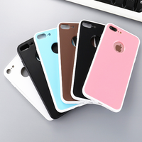 360 Degree Full Protective Case For Apple iPhone 5 5S SE 6S 6 7 Plus