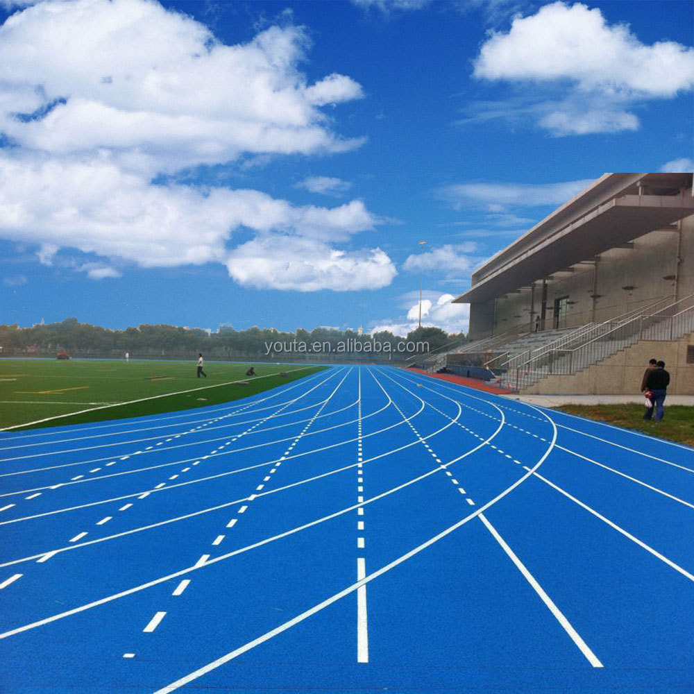 High quality rubber running track,synthetic athletic track