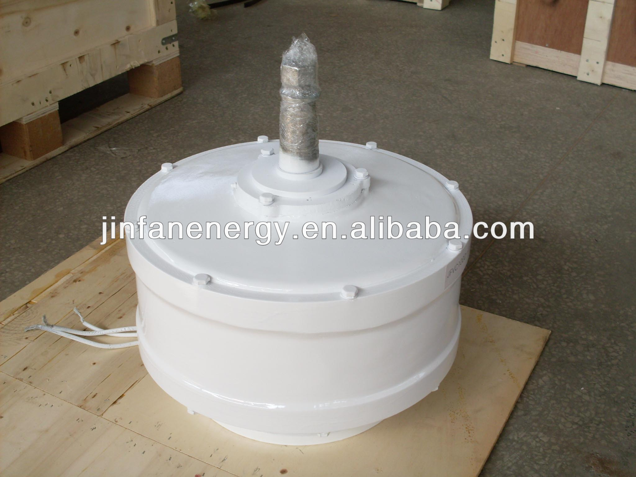 permanent magnet hydro turbine generator/alternator