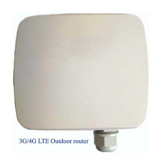 3g industry router or cpe 3G WCDMA wireless outdoor industry router or cpe with LAN port support long distance 6km