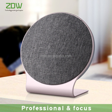 New gadgets 2017 high quality new speaker aluminum stand 7.4V office subwoofer speakers bluetooth