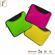 Popwide portable fashion school business eco-friendly waterproof custom sleeve women neoprene bag laptop
