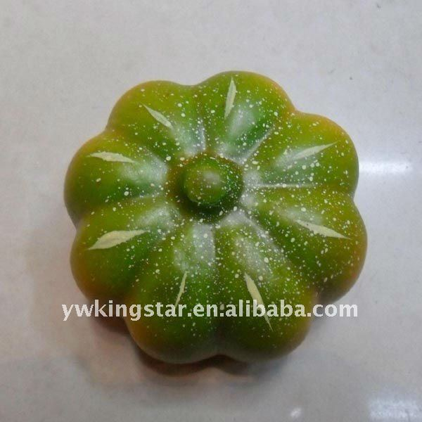 Artificial Foam Pumpkin