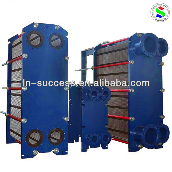 hot sale plate type oil refinery exchangers
