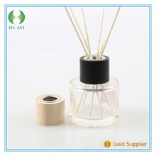 Best quality hot sales wooden lid reed diffuser producer