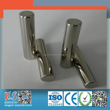 N52 Cylindrical Neodymium Magnets For Furniture