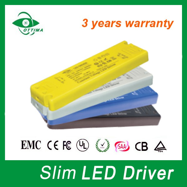 ultra-thin led power supply 30w 60w 80w 100w 200w 250w 300W led power supply led driver