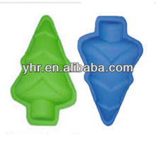 2012 hot sale various shape silicone cup cake mould