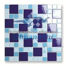 wholesale price mosaic tile table top for pools,kitchen,bathroom 23x23mm,48x48mm