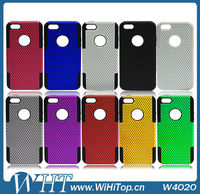 For iPhone 4 4S PC Silicone Case,4S Mesh Cases