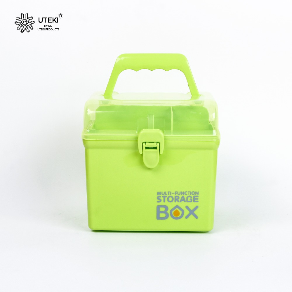 Factory wholesale storage bin family medicine storage organization