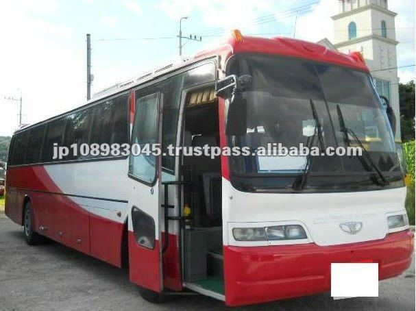 Daewoo BH116 Korean Used Bus