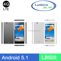 MT6735M/MT6735P android 5.1 oem cell phones 4g lte 1700 odm smartphone parts LB508