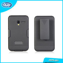Premium quality stand design new trend phone case for alcatel one touch pixi 3(4.5) ot-4027n