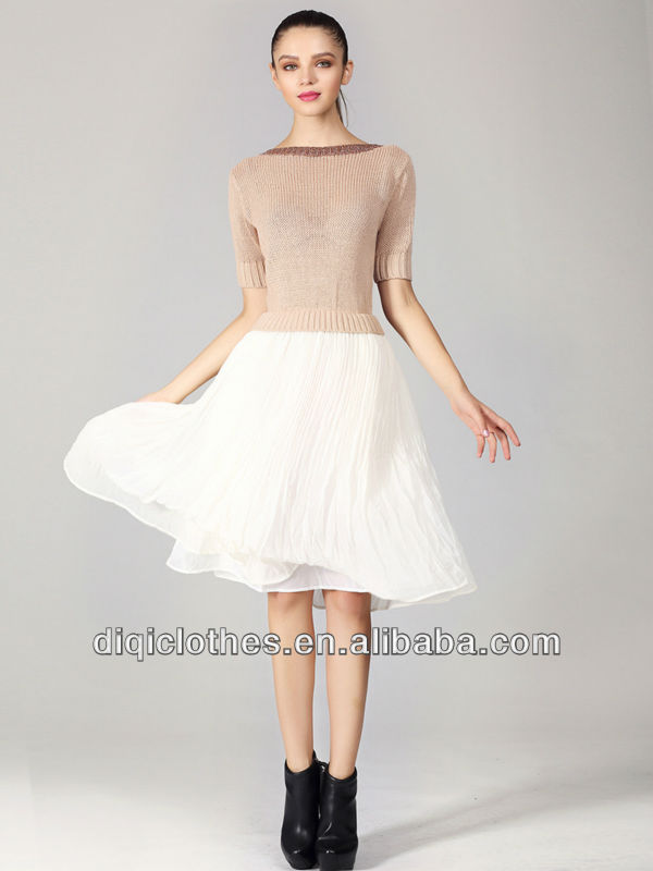 factory manufacturer names of ladies clothing brands knitting wool dress
