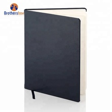 Custom Soft Pu Leather Cover Dagelijkse Planner Notebook Printen
