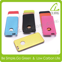 China factory wholesale hot sale blank cell phone case for iphone 5 6,for iphone 5 back cover case