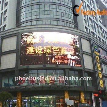 Best Quality P10 Big Screen Outdoor LED TV