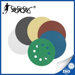 Best 1000 aluminum oxide velcro sanding discs for wood