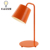 Colorful Painting Iron Simple Decorative Table Lamp Desk Light