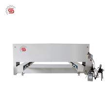 Automatic kitchen cabinet door spraying painting machine with competitive price